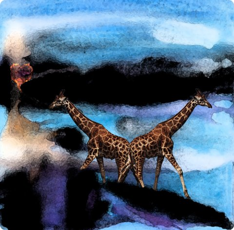 Giraff blues